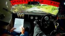 Neil Corbin - Rally Barbados 2012 Orange Hill North