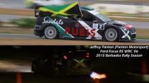 Jeffrey Panton - Ford Focus RS WRC '06 (2015 Barbados Rally Season)