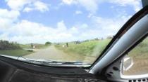 VR 360 rally incar with Dane Skeete at Rally Barbados - Canefield