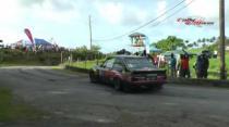 Andrew Jones Rallying Sol Rally Barbados 2016(Ford Escort MkII)