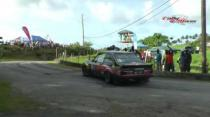 Andrew Jones Rallying Sol Rally Barbados 2016(Ford Escort MkII)
