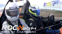 Race Of Champions (ROC) Barbados 2014