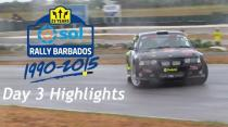 Sol Rally Barbados 2015 - Day 3 Highlights (Pure Sound & HD)