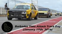 Barbados Time Attack Track Day