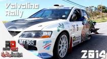 Valvoline Rally 2014