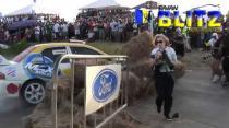 Bajan Blitz Motorsports - SOL Rally Barbados 2012 - Mark Hamilton Crash