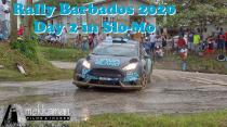 Rally Barbados 2020 with Ken Block - Day 2 in Slo-Mo