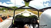 BADD Barbados Paragon - Onboard Westfield Hayabusa Turbo
