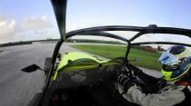 360 view of Westfield turbo Hayabusa drag race in Barbados