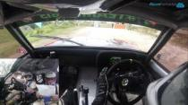 Neil Armstrong - onboard - Ford Mk2 Escort - King of the Hill - Run 3