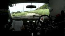 Josh Read - Rally Barbados 2010 - Stage 2 - Malvern West 1