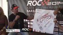 Race of Champions Barbados 2014 launch. RACE 1