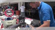 Karting and Dragz at Bushy Park Barbados (RACE 1TV)