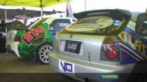 Rallymaxx tv Sol Rally Barbados Scrutineering 2016
