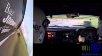 Baz Jordan vs Wayne Archer Barbados Historic RallySprint Knockouts