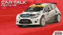 Car Talk | Nissan V6 Ford Fiesta Rally Car
