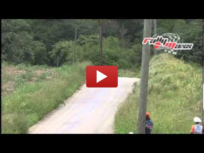 VIDEO - Toyota Starlet 1800cc 10000RPM WRC HUNTER 2 at